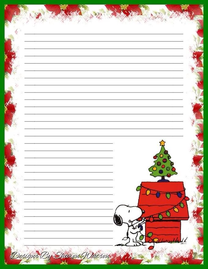 christmas letter writing paper Old fashioned writing papers sets that include the letter stationery and a matching envelope a very pretty way to write letters for snail mail.