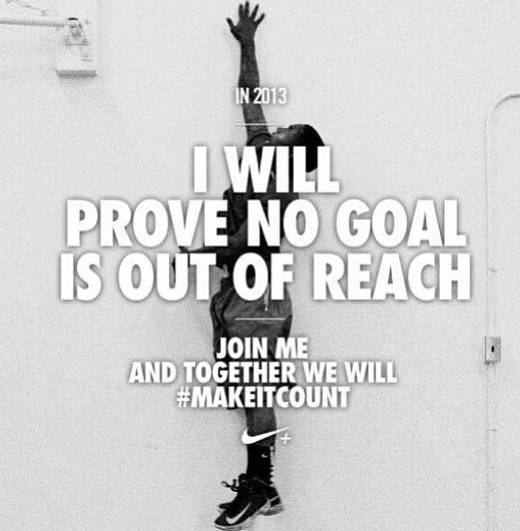 Nike Motivational Quotes: 111 Best Images About NIKE QUOTES On Pinterest