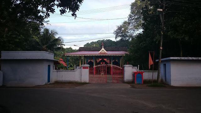 Voice of Varapuzha: സുപ്രാഭാതം . ശ്രീ ദുര്ഗ ക്ഷേത്രം , ചെട്ടിഭാഗം