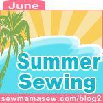 Summer Sewing ~ Free Swimsuit Pattern + Tutorial « Sew,Mama,Sew! Blog