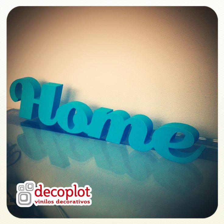 Modelo Home / Decoplot Vinilos Decorativos