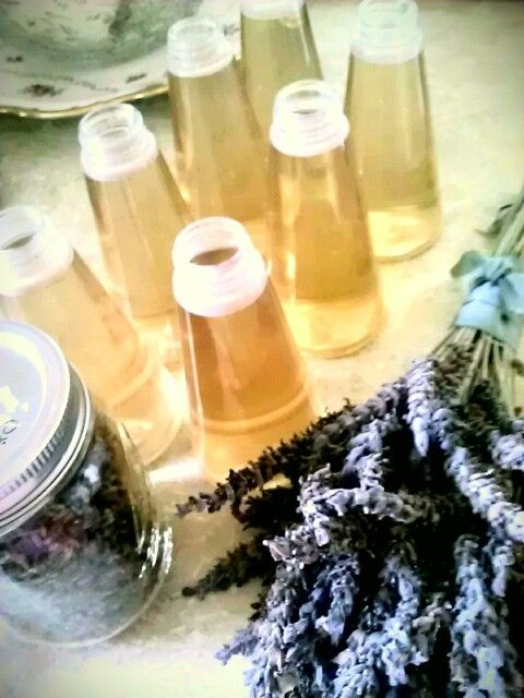 Not your ordinary, made with real lavender and vodka ;) heavenly linnen spray.