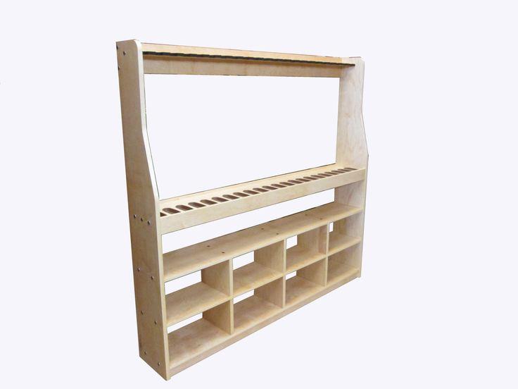Vertical lumber storage rack plans lovequilts for Vertical lumber storage rack