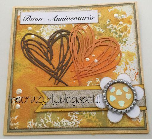 thecrazyely: Happy Anniversary card
