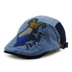 #Banggood Ребенок мальчиков девочки хлопок шаблон зима остроконечная шапка берет животное теплое солнце бейсбол шляпы (1103938) #SuperDeals