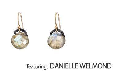 New jewelry under $250 from Danielle Welmond at TWISTonline