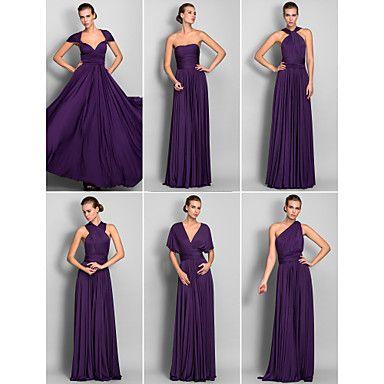 The most versatile bridesmaid dress EVER!