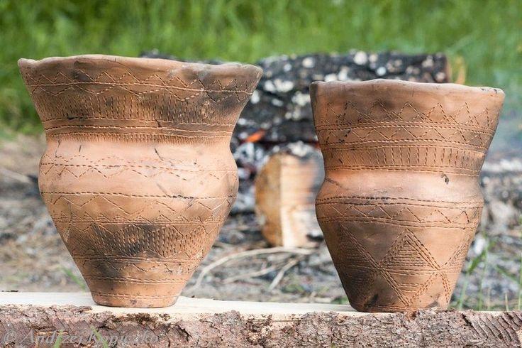 Naczynia neolityczne - rekonstrukcja
