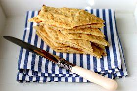 Sarjassamme supernopea aamiaisleipä ja vaihtoehto kaurapuurolle. Meillä tosiaan syödään lähes poikkeuksetta joka aamu kaurapuuroa. Aina...