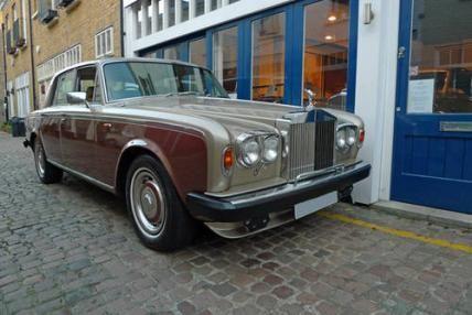 1976 Rolls Royce Silver Shadow II #VCI #vintagecars #classiccars