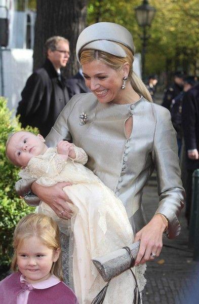 doop prinses Ariane, 2007