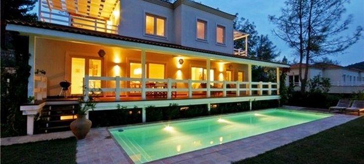 Villa Göcek Zambak, 5+1 özel havuzlu villa
