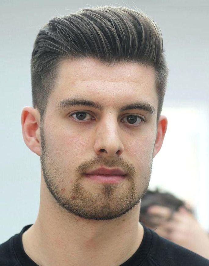Beautiful Men Haircut For Long Face 2018 Hair Styles In 2019