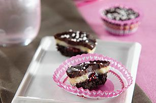 OREO Chocolate-Raspberry Truffle Cups recipe.  These are amazing!  We made these for a party and got rave reviews!