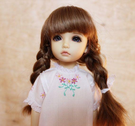 Heirloom dress for doll iplehouse BID 26 cm от AlenaTailorForDoll