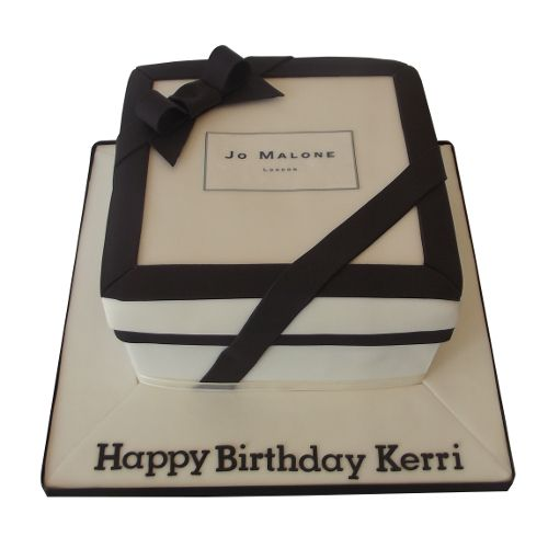 <b>Jo Malone Birthday Cake</b><br />Created to resemble a Jo…
