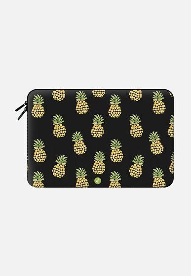 """pineapple macbook air 13""""sleeve!"""
