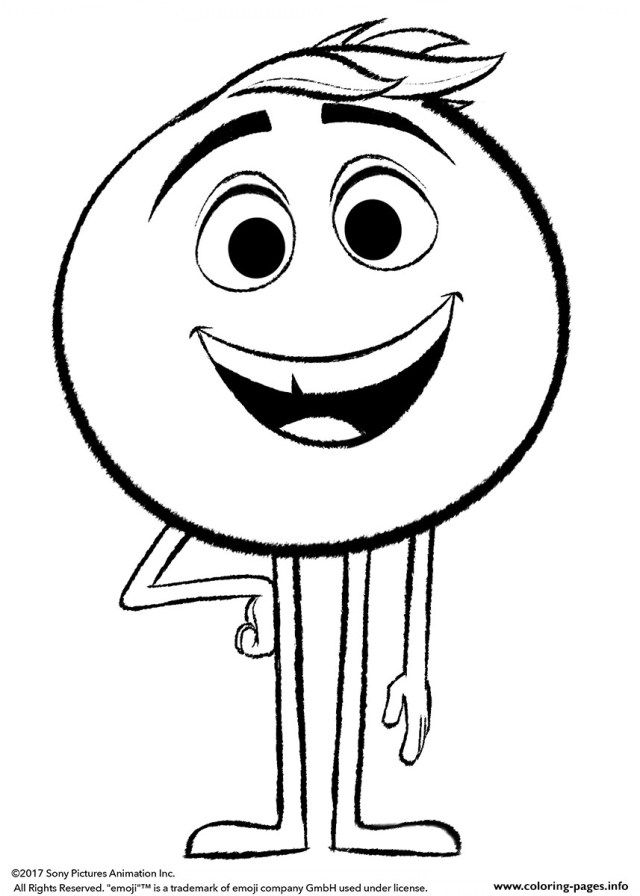 27 Elegant Photo Of Emoji Movie Coloring Pages Emoji Coloring