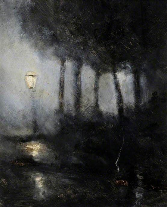 Night Scene (James Bolivar Manson)