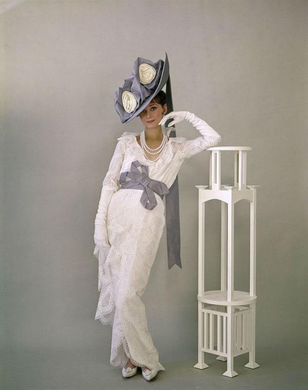 Шляпы Одри Хепберн
