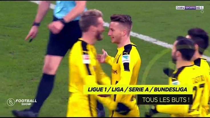 [LIVE] Le Football Show avec Alexandre Ruiz sur beIN SPORTS 1 > Tous les buts