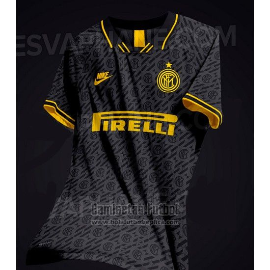 super popular 41465 69043 Camiseta Inter Milan Tercera 2019-2020 | futbol replicas ...