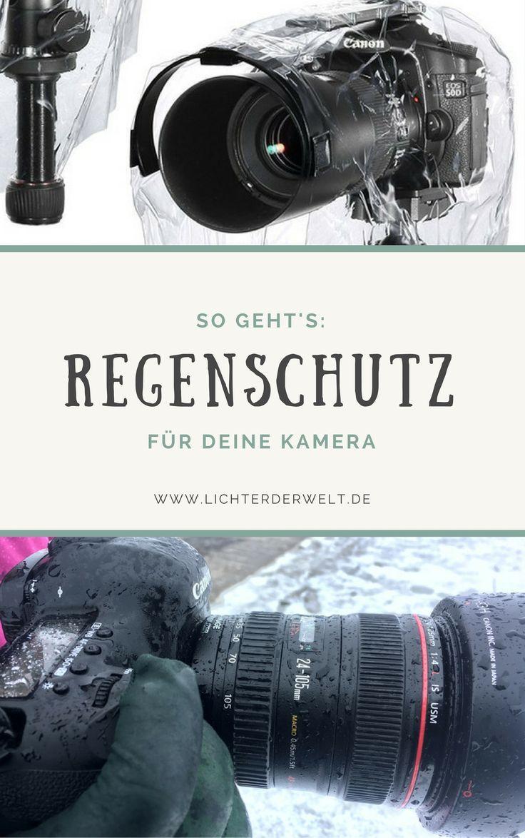 Regenschutz für deine Kamera: 7 effektive Tipps
