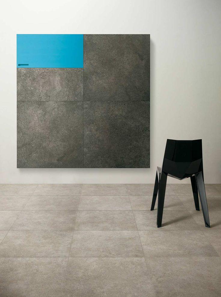 CONCRETE INSPIRATION #Mashup by Mirage / www.mirage.it /  #design #architecture #tile #ceramics #wall #floor #modern