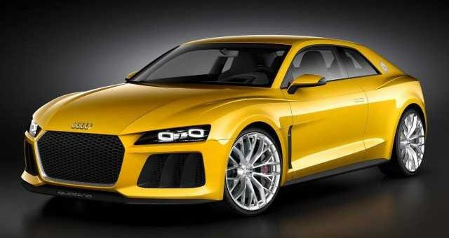 2018 Audi A5 Release Date, Price and Specs