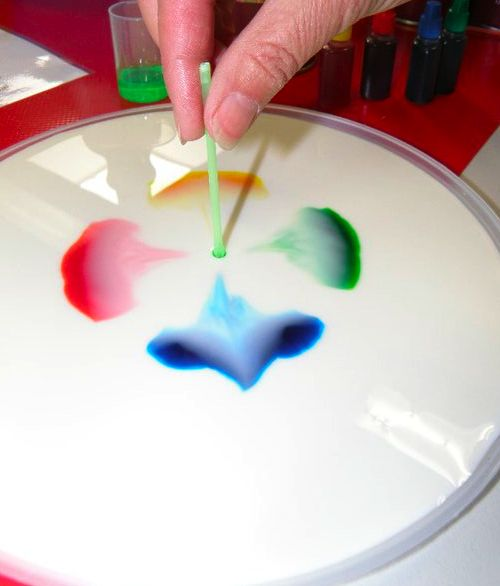Irresistible Ideas for play based learning » Blog Archive » altering surface tension – experiment