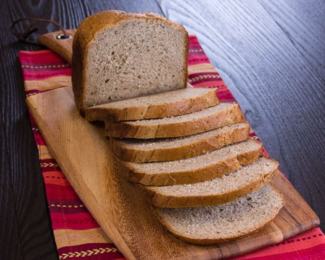 Light Rye Bread for 1.5-lb. Loaf Breadmaker