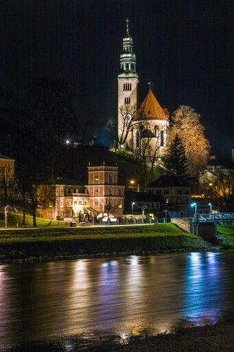 Salzburg Austria, by bighands