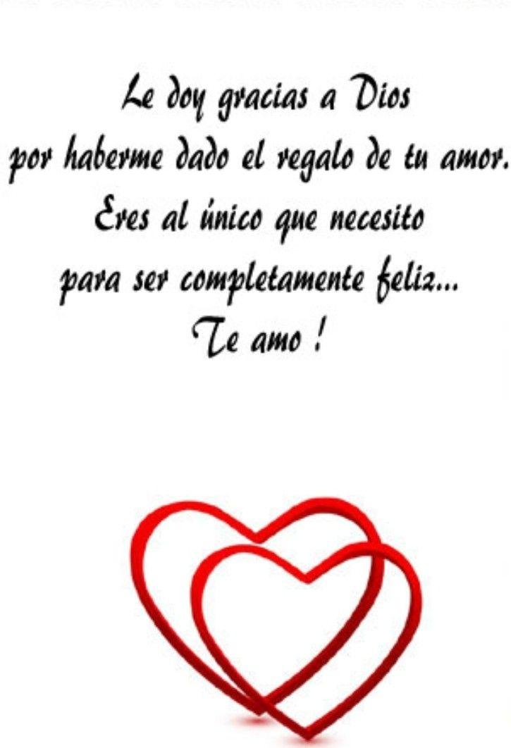 Pin De Flor Coloma En Amor Frases Bellas Palabras Para Mi