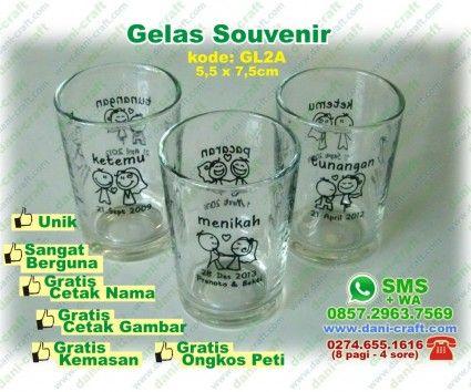 Souvenir Gelas WA 0857-4384-2114 & 0819-0403-4240 BBM 5B47CC61 #gelaskaca #souvenirgelas #gelasbening #gelastabung #gelascantik #gelasunik #gelasbiasa #gelasmurah #jualGelas #gelasMurah #SouvenirGelas #HargaGelas #souvenirMurah