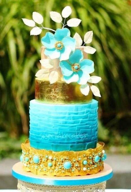 Sunday Sweets: Jen's Happy Cakes