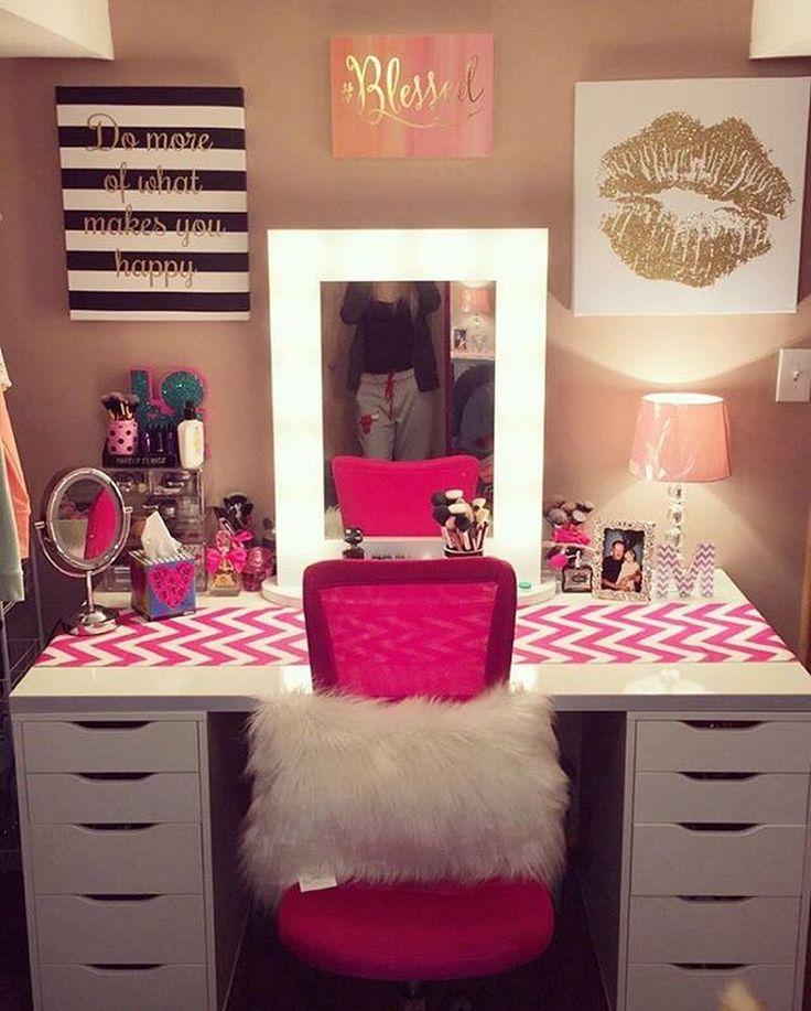 Best 20 Teen Vanity Ideas On Pinterest