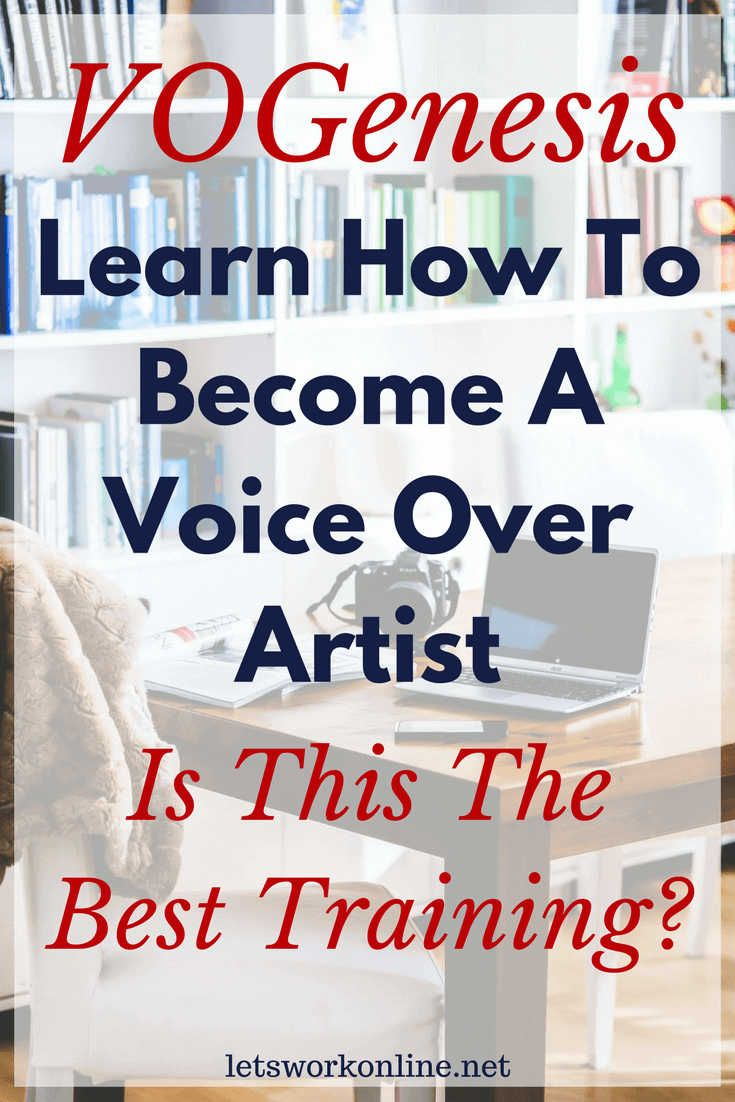 What is VOGenesis? In my review, you will find that this program is about getting started as a voice-over artist. Is it the best place to start?