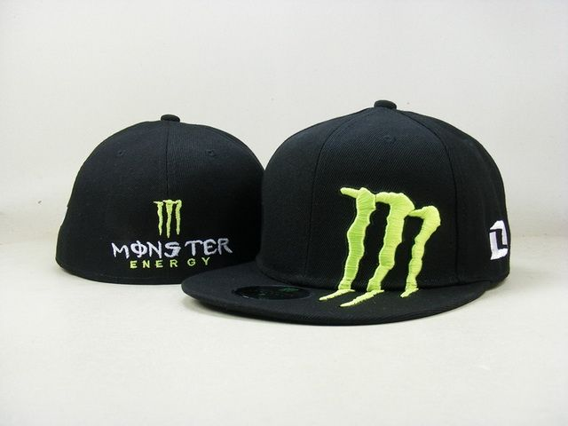 MONSTER Fitted hat 023