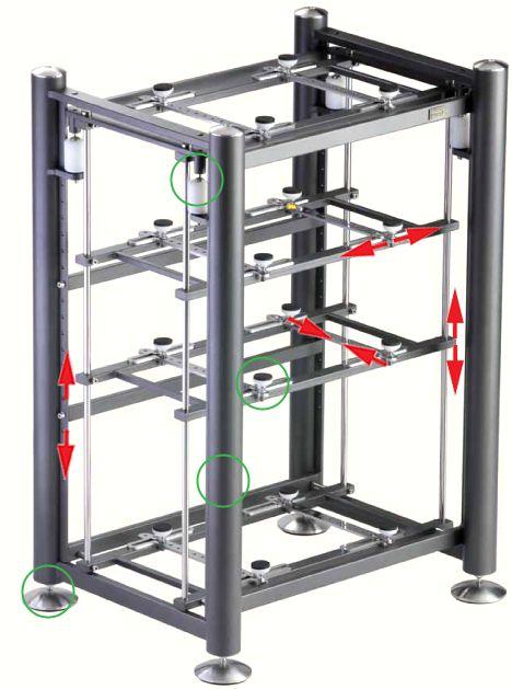 6moons audio reviews: Artesania Exoteryc rack