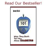 How to Lower Your Blood Sugar...the website is very helpful, the book is taken from the website. The information here is more useful than anything I've heard from most doctors and the ADA.