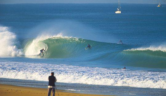 Hossegor, a surf spot to rival Biarritz