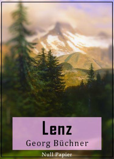 Georg Büchner: Lenz