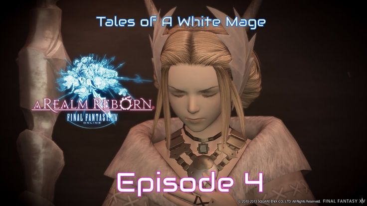 Tales of a White Mage :: FFXIV A Realm Reborn :: Renewing the Covenant :...