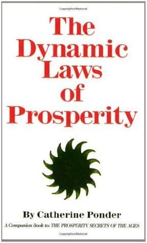 This month we are reading Catherine Ponder's The Dynamic Laws of Prosperity.  FANtastic book!!  www.MorningCoach.com