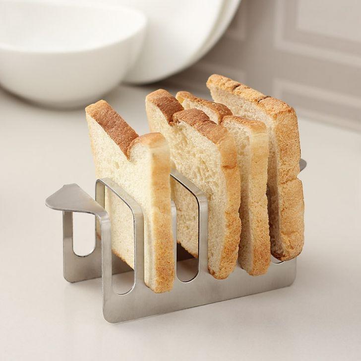 Losange Toast Holder,Table Accessories