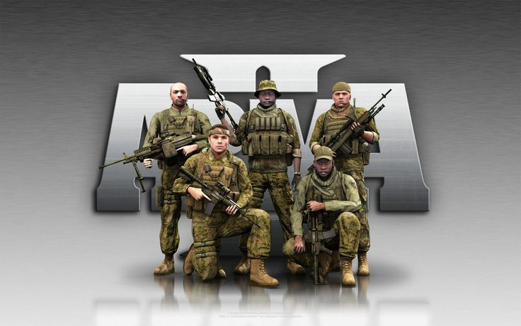 free computer wallpaper for ArmA 2 - ArmA 2 category