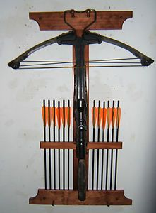 crossbow rack - Google Search                                                                                                                                                                                 More