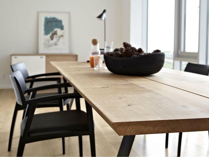 NAVER COLLECTION | GM3200 PLANK Table | Design: Nissen & Gehl mdd.
