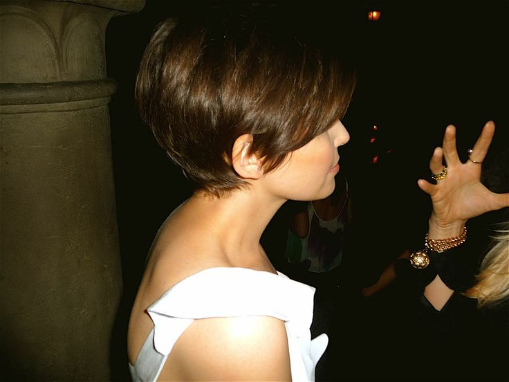 """ginnifer goodwin... When I start growing my pixie out, I think I'll have it look something like this for my """"transition"""" cut."""