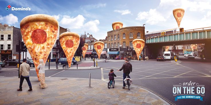 Domino's Pizza: Street